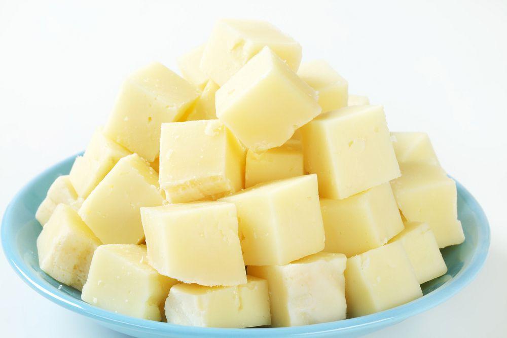 Fromage de brebis en cubes