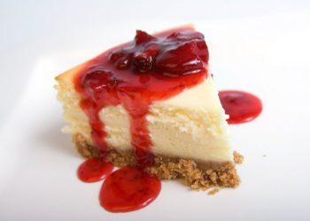 Fresh cheese cheesecake