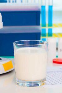 Laboratoire d'analyse du lait