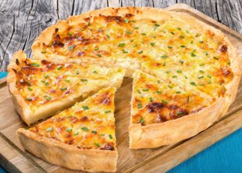 Quiche Tourte Tartare